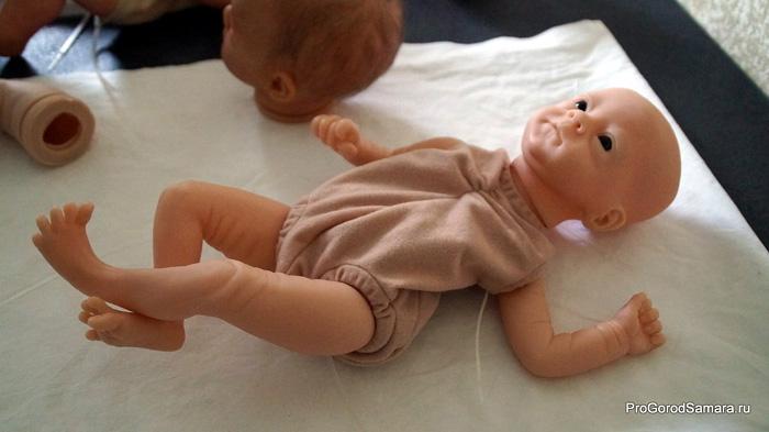 Как своими руками сделать куклу реборн