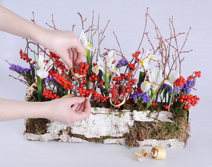 Композиции своими руками весна