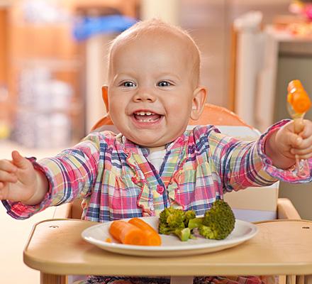 Ребенок не ест кабачок первый прикорм
