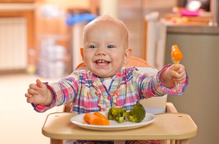 Если ребенок не ест овощи
