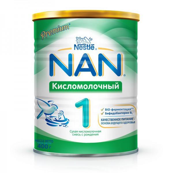 кисломолочный нан 1 фото