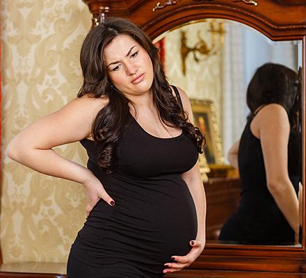 Тренировочные схватки когда начинаются при первой беременности