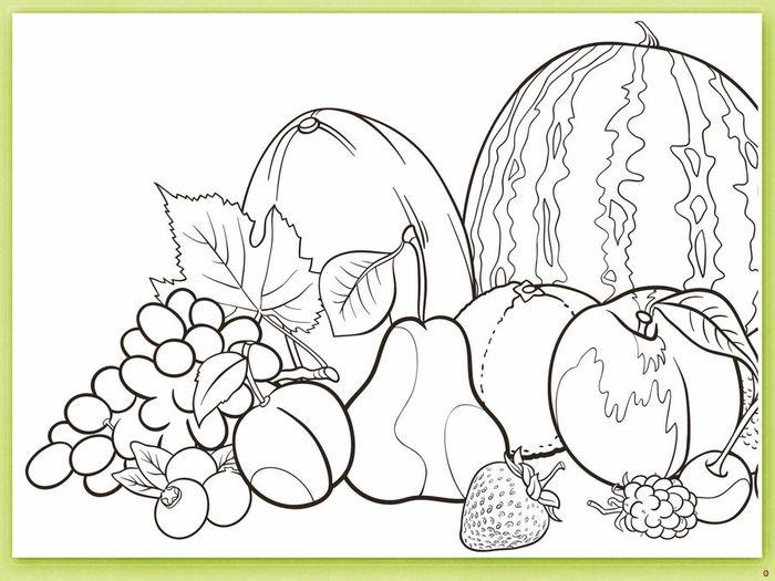 Как сделать овощи и фрукты из бумаги | Материнство ...