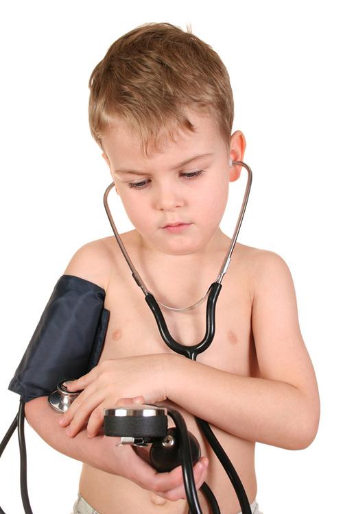 Нормальное давление у ребенка до 15 лет ниже, чем у взрослых