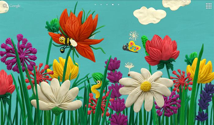 plastilin-15 Букет цветов из пластилина своими руками для детей 5-6 лет