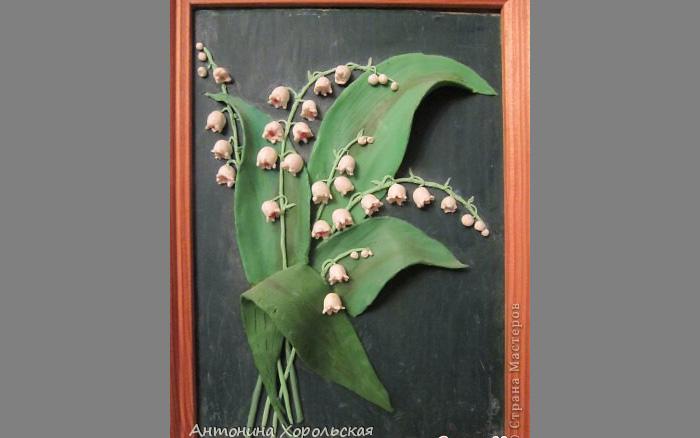 plastilin-3 Букет цветов из пластилина своими руками для детей 5-6 лет