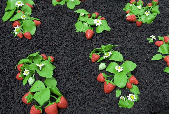 plastilinovy-sad-1 Букет цветов из пластилина своими руками для детей 5-6 лет