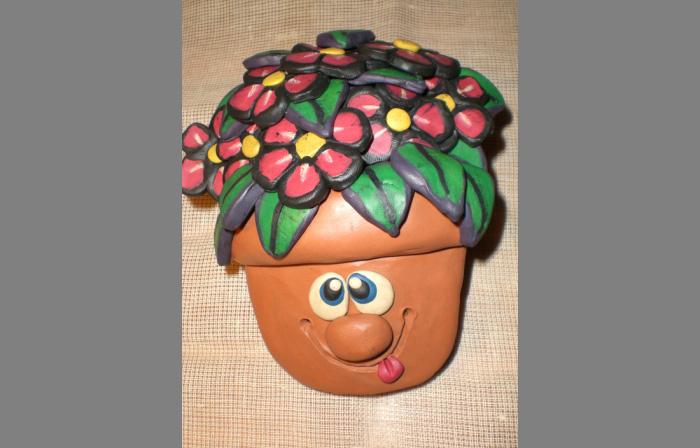 zvety-v-gorshkah-1 Букет цветов из пластилина своими руками для детей 5-6 лет