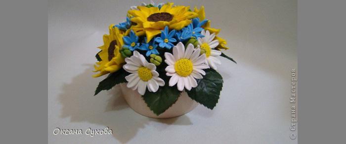 zvety-v-gorshkah-5 Букет цветов из пластилина своими руками для детей 5-6 лет