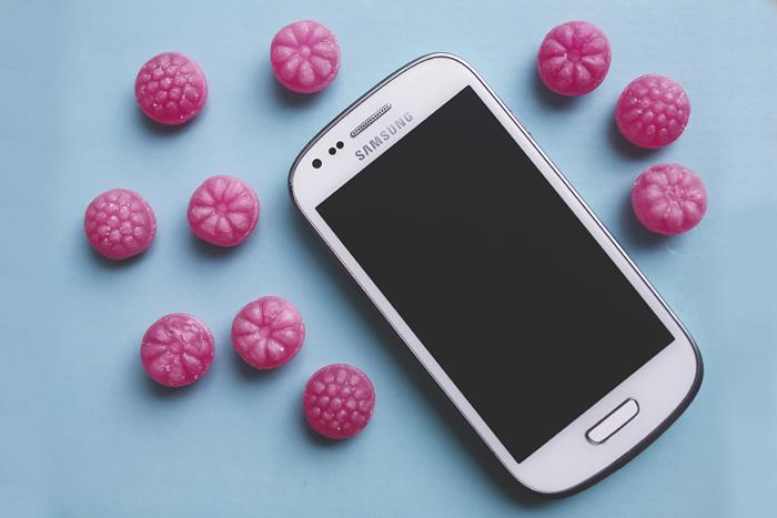 Подросток разработал приложения для смартфонов
