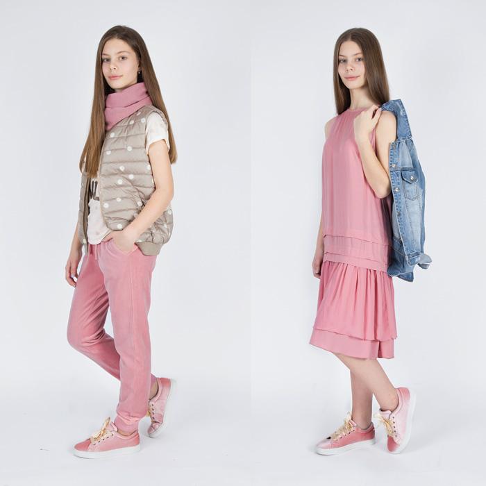 4bb7fe9d187 Мода для детей и подростков. Весна-лето 2018