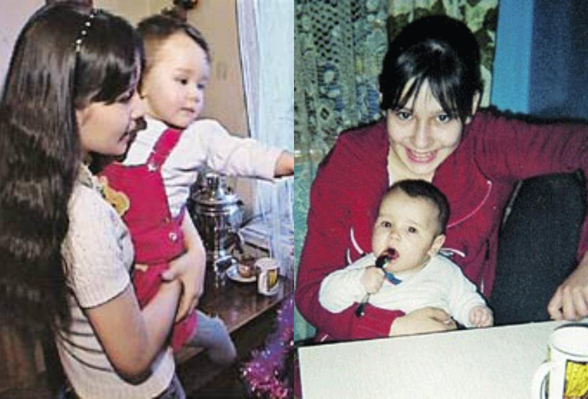 Самая молодая мама России - родила в 11 лет