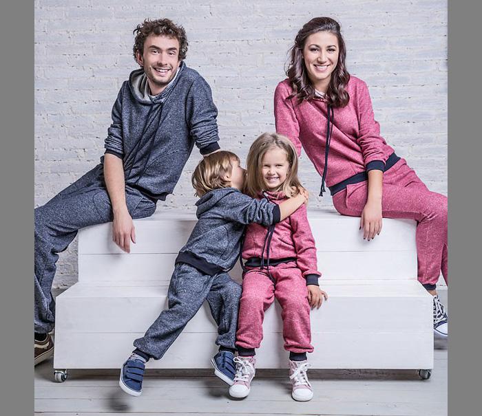 2ae5c0c2e41 Особенным изяществом отличается одежда в стиле family look