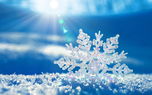 Слова про красивую зиму