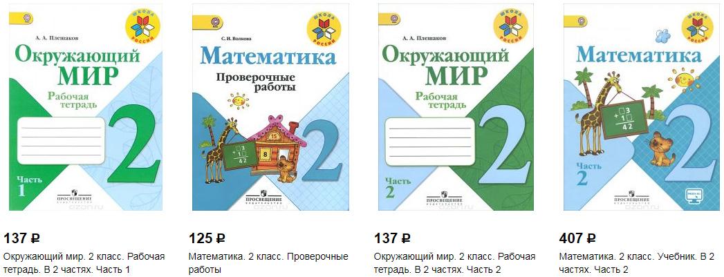 анализ программы начальной школы 2100