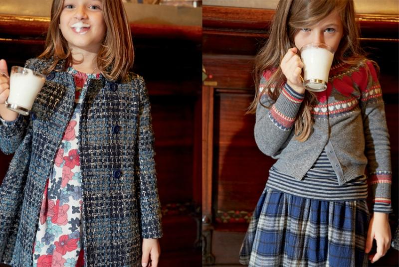 843bab0f2ed Детская мода осенне-зимнего сезона 2013-2014