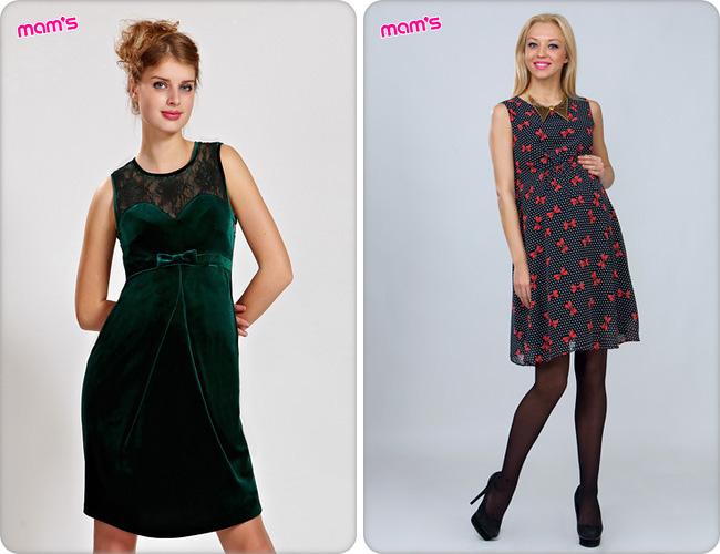 Блузки платье к новому году