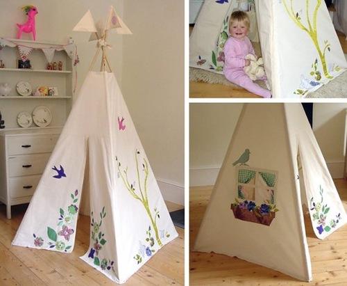 Детская палатка - Горошек (мал. ) - Интернет магазин Как сделать палатку дома для девочки
