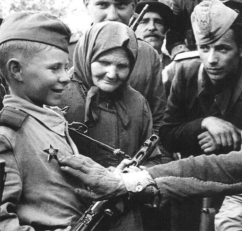 Стихи про День Победы, праздник 9 мая