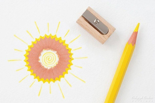 Как можно сделать карандаш 905