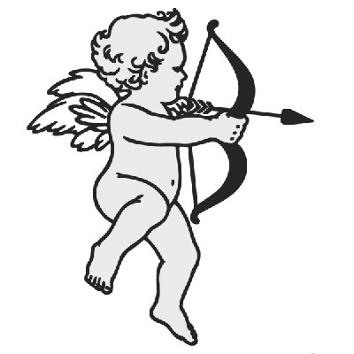 Амур со стрелами