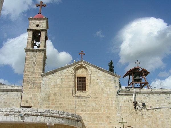 Церковь святого Архангела Гавриила в Назарете
