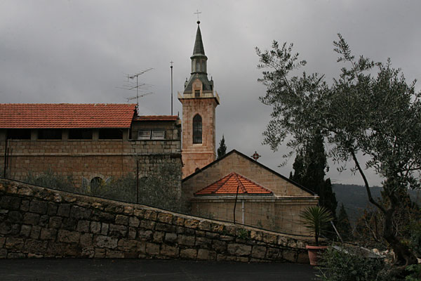 Католический монастырь Посещения Елисаветы Девой Марией