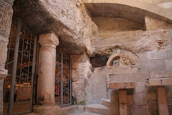 Пещера избиенных младенцев