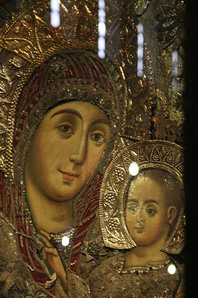 Икона Вифлеемской Матери Божией