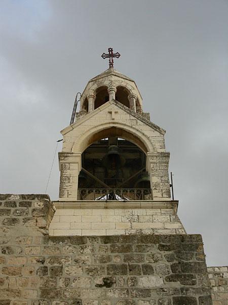 Колокольня базилики Рождества Христова