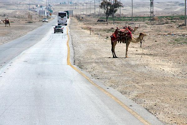 Дорога к Иордану