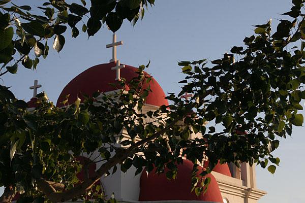 Монастырь Двенадцати Апостолов в Капернауме