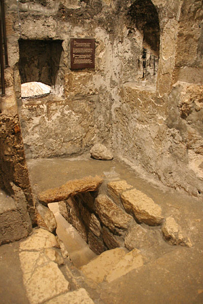 Гробница Лазаря Четверодневного