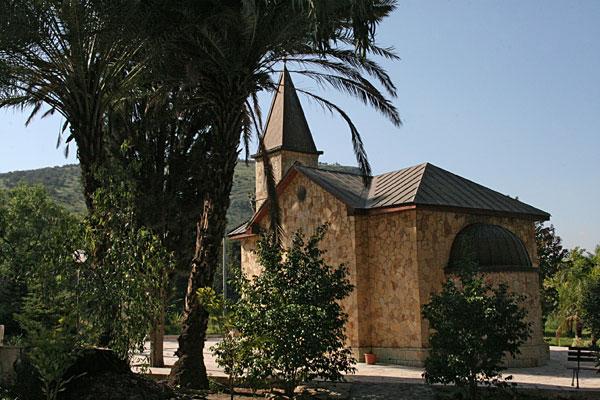 Церковь св. Марии Магдалины в Магдале