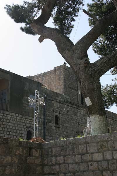 В монастыре на горе Фавор