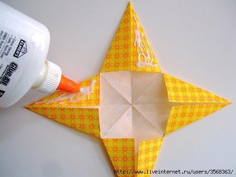 Оригами куклы из бумаги