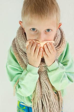 Безопасное лечение ларингита у детей.