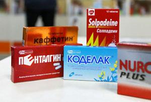 Лекарства, содержащие кодеин, отпускаются только по рецепту