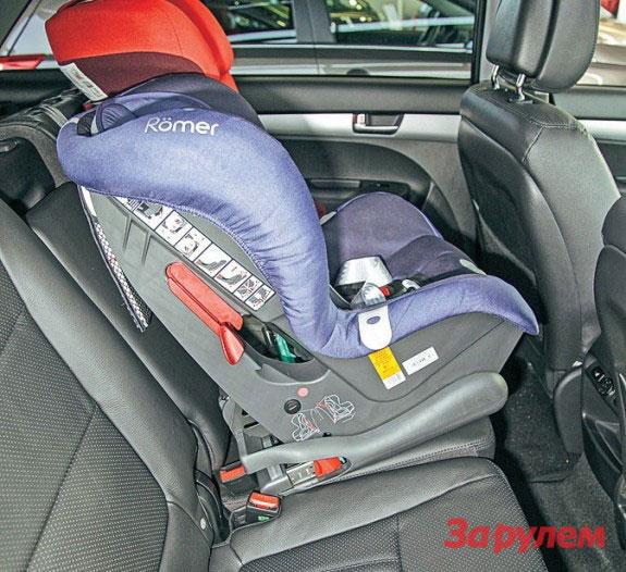 Трое на заднем сиденье: в тесноте или в обиде?   | Материнство - беременность, роды, питание, воспитание