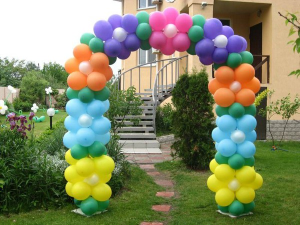 Животные из шаров своими руками фото 555