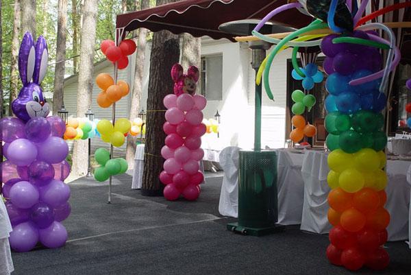Воздушные шары фигуры своими руками фото 941