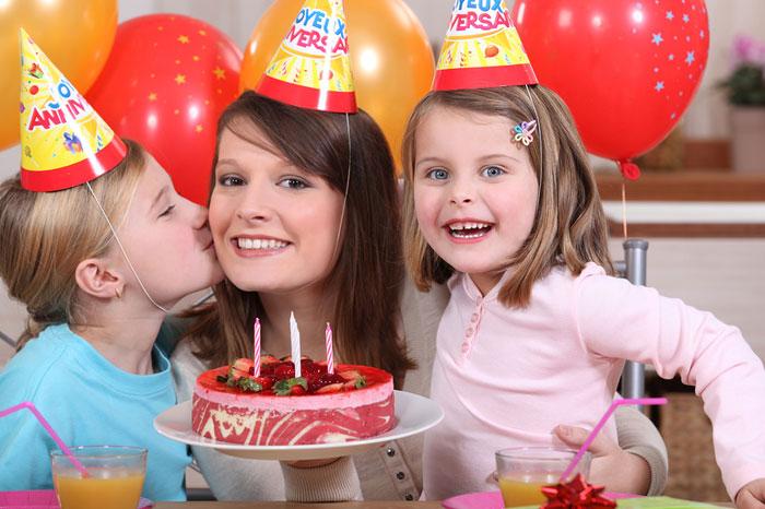 Поздравления в стихах на 4 года. Детский день рождения